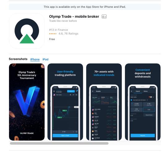 OT App Store