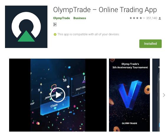 OT Google Play