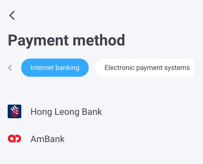 OT Payment Method 2