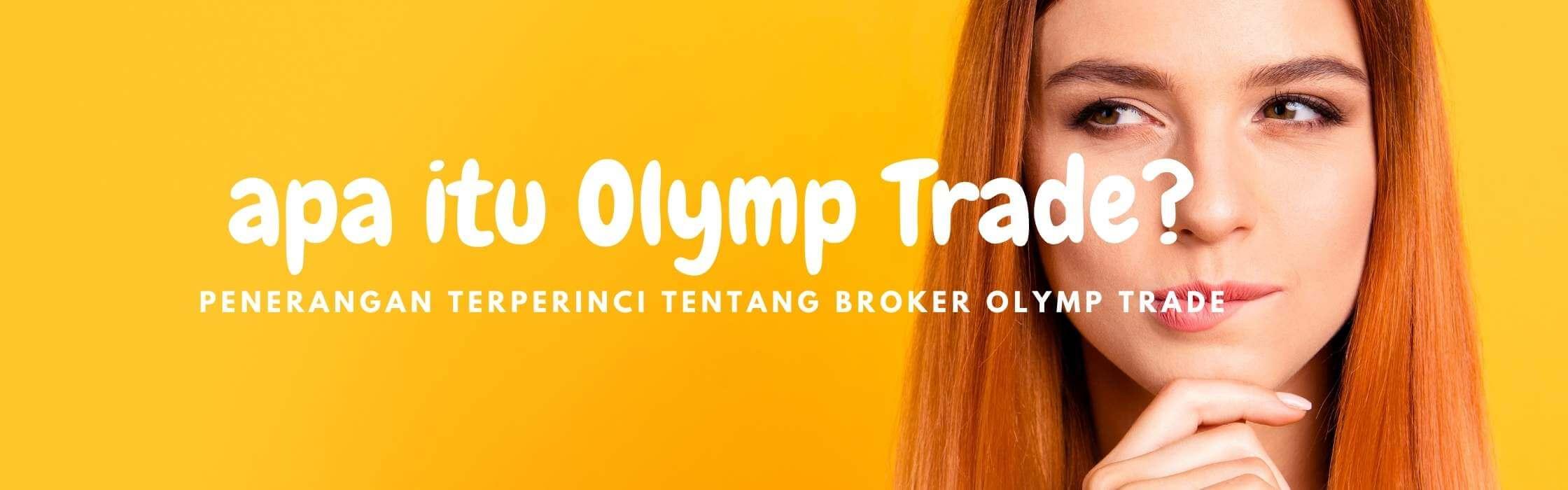 apa itu olymp trade