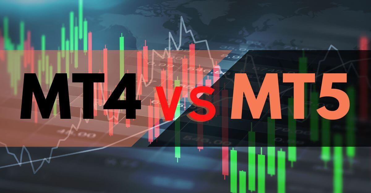 MT4 vs MT5 feature image